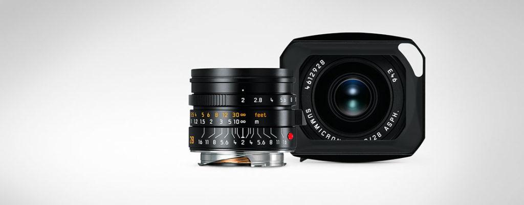 Objetivo y lente de cámara de fotos profesional. Poppyns Magazine
