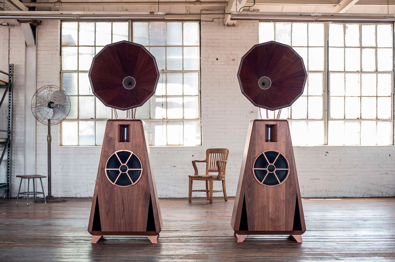 Equipos de audio de alta gama para el hogar. Poppyns Magazine